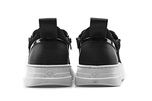 BORDESE Size Zip 40 2 con BRUNO Basse Sneakers wqdHnzZ