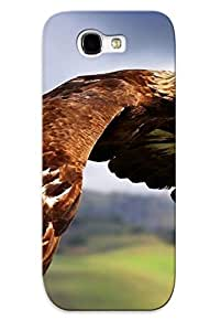 Podiumjiwrp Case Cover Protector Specially Made For Galaxy Note 2 Golden Eagle