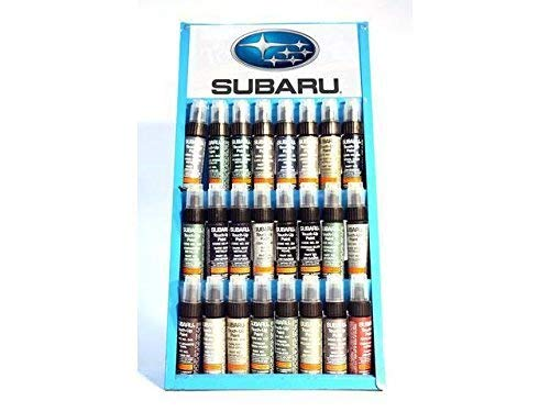 Genuine Subaru J361SFJ000 Touch-Up Paint, Ice Silver Metallic  (ISM IS1), Paint code g1u