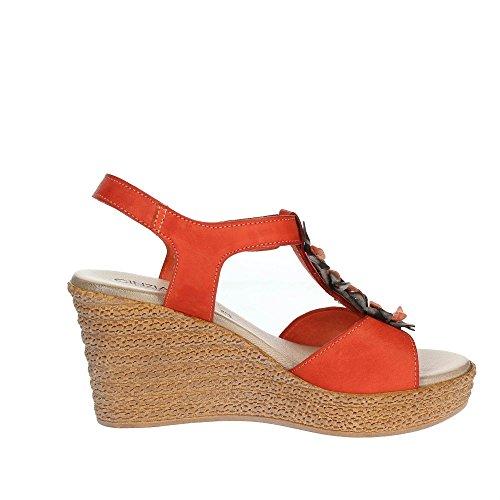 Cinzia Soft IZ98801-VL 002 Sandal Damen Orange