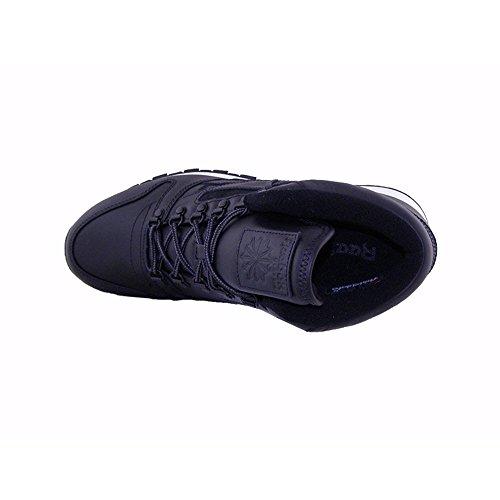 40 5 Schwarz Größe Reebok CL Basic Leather bd2539 Mid Farbe xUzF4qp