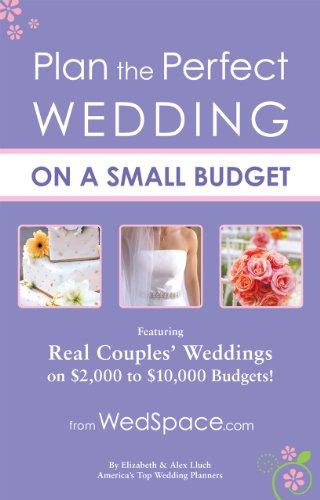 plan the perfect wedding on a small budget by lluch alex lluch