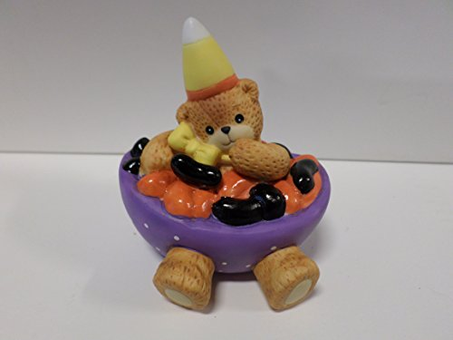 Lucy & Me Series (Enesco) **Bear Dressed as Jelly Beans ** 185965
