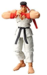 Street Fighter Online: Mouse Generation Revoltech SFO Ryu PVC Figure [Toy] (japan import)