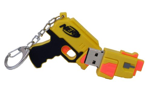 Nerf Gun 2GB USB Flash Drive