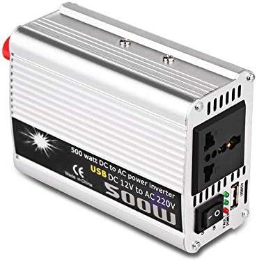 500w Convertidor de Voltaje del inversor Urbanroad 12v Onda ...