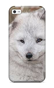 Awesome Design Arctic Foxes Hard Case Cover For Iphone 5/5s