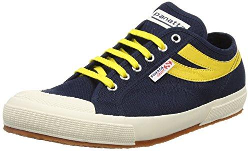 Baskets Superga Bleu Adulte 935 Sunflower Panatta 2750 Cotu Mixte navy 1qqgtr