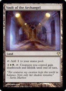 Best vault of the archangel list