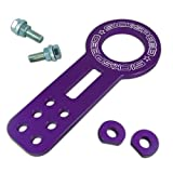 240sx tow hook - Front Bumper High Strength Racing Tow Hook P6 Purple for Nissan 240SX
