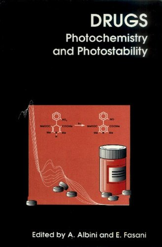 Drugs: Photochemistry and Photostability (Special Publications)