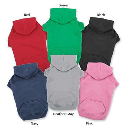Image of Casual Canine Basic Hoodie for Dogs, 24