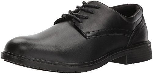 Dr. Scholl's Shoes Men's Roberts Oxford, Black Leather, 10 M US