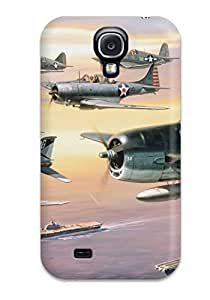 New Style Slim New Design Hard Case For Galaxy S4 Case Cover