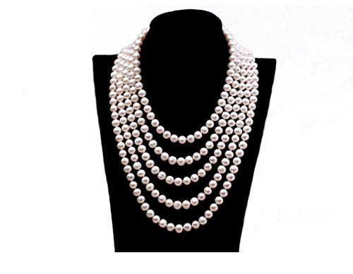 26 Inch Cultured Pearl Necklace - 2