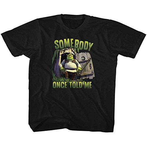 Tee Pour En Enfant shirt Film Fille Quelqu'un Bas American Shrek Âge De Classics aFxq8qP