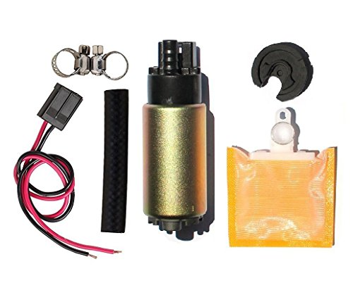 Tank Fuel Trooper Isuzu - TOPSCOPE FP372068 - Universal Electric Fuel Pump installation kit with strainer