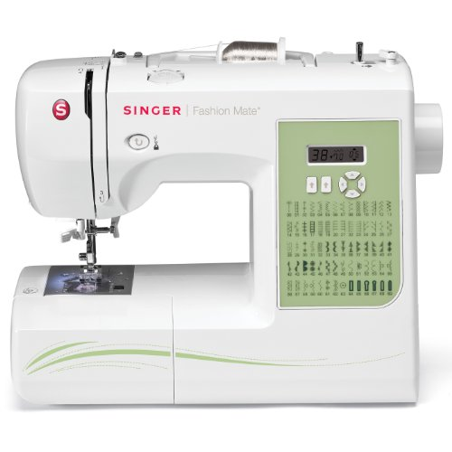 Singer Sewing Co SINGER Fashion Mate Stylist Computerized Free-Arm Sewing Machine with Automatic Needle Threader