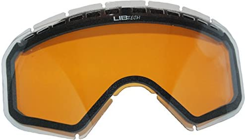 Lib Tech Q1 Goggle Lens Orange