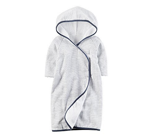 Carter's Baby Boys' Robe Carters Terry Hooded Towel