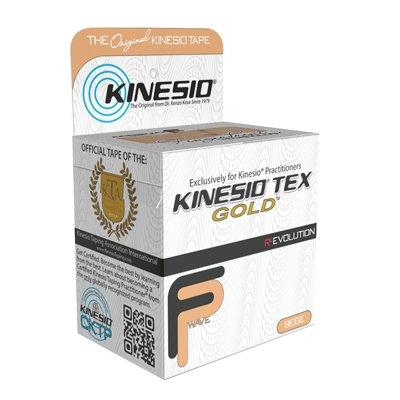 Kinesio Tape, Tex Gold FP - 2'' X 5.5 Yds, Beige - 6 Rolls / Box - 24-4870-6
