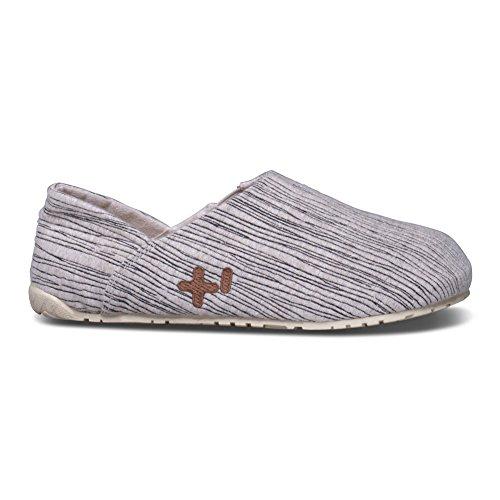 Espadrille De Femmes Otz Chaussures Slip Beige