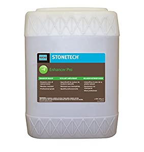 Laticrete Stonetech Enhancer Pro Sealer 5 Gallon Power Tile And Masonry Saw Accessories