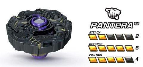 - Magnext Battle Strikers Turbo Tops #29463 Pantera