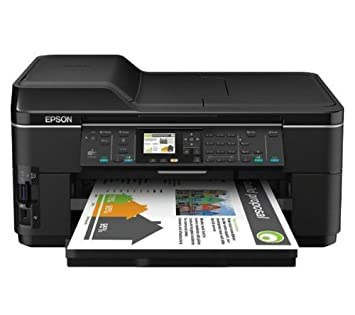 EPSON Multifunción tinta color WorkForce WF-7515 inalámbrica ...