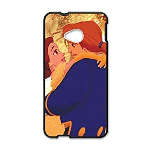 Beauty and the Beast Cell Phone Case for HTC One M7