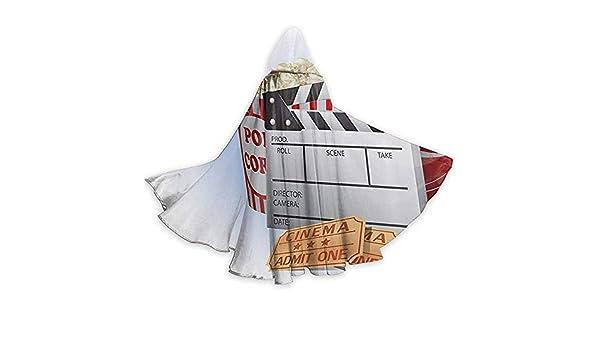 Mitta Yane Hooded Cape Disfraz de película Completa de Palomitas ...
