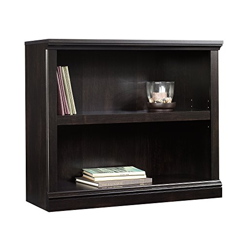 Sauder 2-Shelf Bookcase Estate,