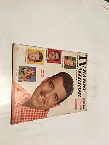 Mirror Magazine - OCTOBER 1955 TV RADIO MIRROR MAGAZINE