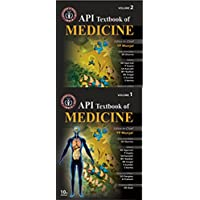 API Textbook of Medicine (2 Volume) with CD-ROM: 1-2