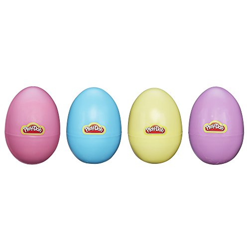 Play-Doh Spring Eggs Easter Eggs