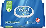 Prevail Premium Washcloths, Refill, 576 ea by First Quality Products Inc.