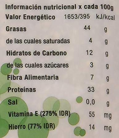 Energy Feelings Semilla de Cáñamo Ecológico, XL - 3 Unidades, 500 ...