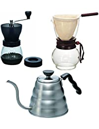 Hario Kettle Drip Woodneck Coffee Features
