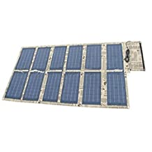 GOWE 1pc/lot Outdoor Camping Travelling Free Energy 120W/18V Portable Solar Panels for Laptop/Computer