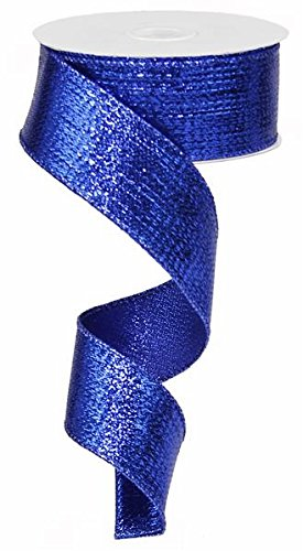 Metallic Wired Ribbon (1.5