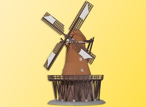 N Scale Windmill by Kibri