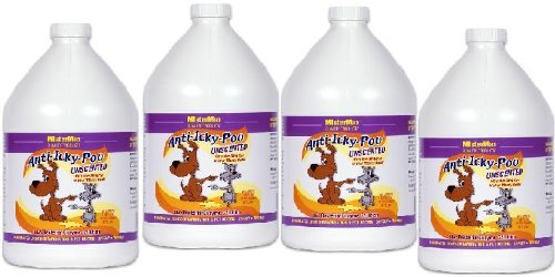MisterMax ANTI ICKY POO''UNSCENTED'' (4) GALLONS