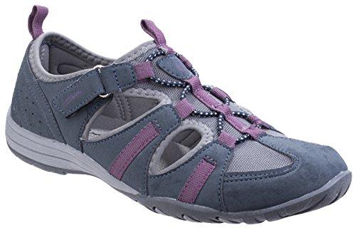 Cotswold Femmes Bourton Chaussures De Marche Randonnée Eté Lacets Elastiques 9Xt8G9