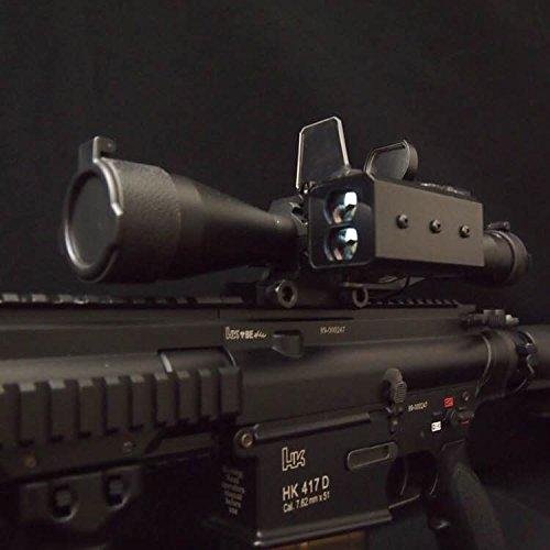 【RANGE FINDER】LE032 スナイパーライフル用 レーザーレンジファインダー 20mm マウントレール対応 [並行輸入品] B0736N3B8S