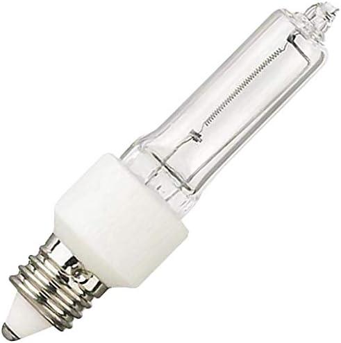 120 Volt Clear Incand T3 Light Bulb Westinghouse 0625800 60 Watt 2000 Hour…
