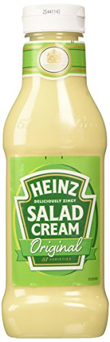 Heinz Salad Cream Squeezy - 425g