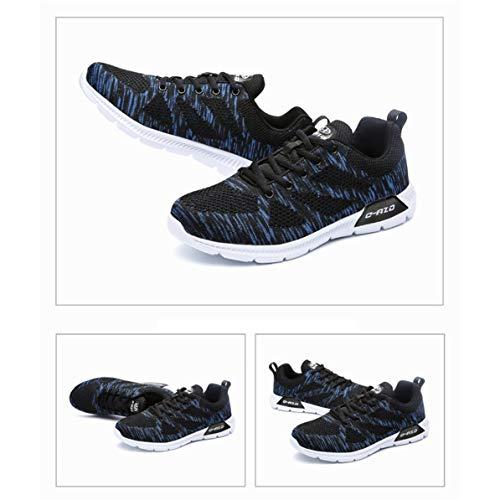 Mesh Leichte Knit B Atmungsaktive Turnschuhe Farbe Lauf 41 Männer Damenschuhe Exing Schuhe Lovers Größe C Deo Fallen Schuhe qtAAwPz