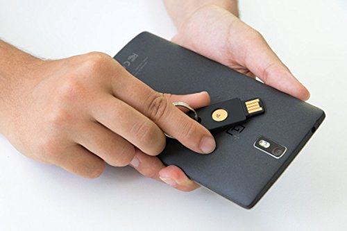 Yubico YubiKey NEO - USB-A, NFC, Two-Factor Authentication by Yubico (Image #1)