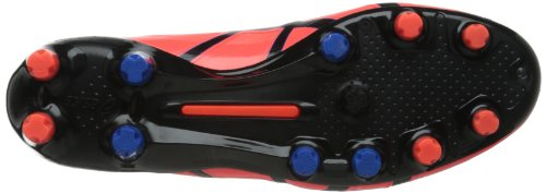 Zapato de f¨²tbol DS Light X-Fly MS para hombre, color rosa / negro / azul, 10.5 M US