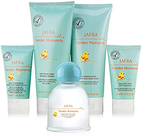 Jafra Tender Moments Baby Set (5 Pieces